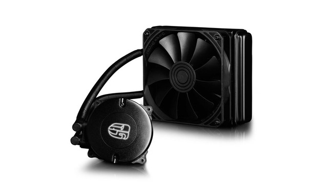 Deepcool Maelstrom 120k Low Profile Liquid Cooling System