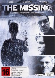 The Missing - Season 1 on DVD