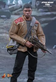 "Star Wars: The Force Awakens - 12"" Finn Figure image"