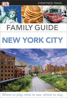 Family Guide New York City by DK Travel image