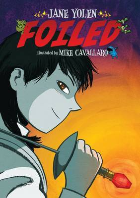 Foiled by Jane Yolen image