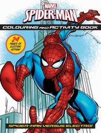 Spider-Man Colouring and Activity Book