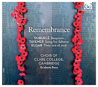 Rememberance by Choir of Claire College