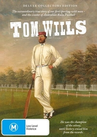 Tom Wills on DVD