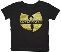 Sourpuss Wu-Tang Logo Kids T-Shirt (2T)