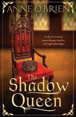 THE SHADOW QUEEN by Anne O'Brien image