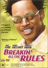 Breakin' All The Rules on DVD
