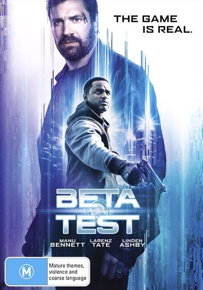 Beta Test on DVD image