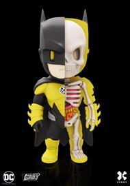 """DC Comics: Yellow Lantern Batman - XXRAY 4"""" Vinyl Figure"""