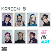Red Pill Blues - Deluxe Edition by Maroon 5 image