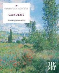 Gardens 2019 Engagement Calendar by Metropolitan Museum of Art the