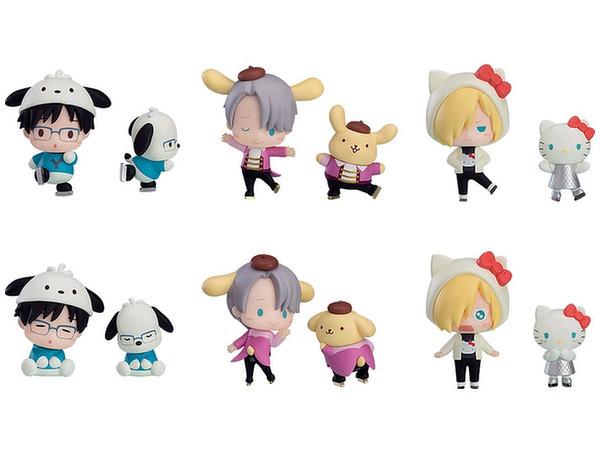 Yuri!!! on Ice x Sanrio - Mini-Figure (Blind Box)