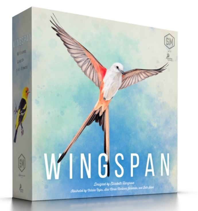 Wingspan - Revised Edition image