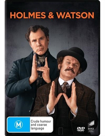 Holmes And Watson on DVD