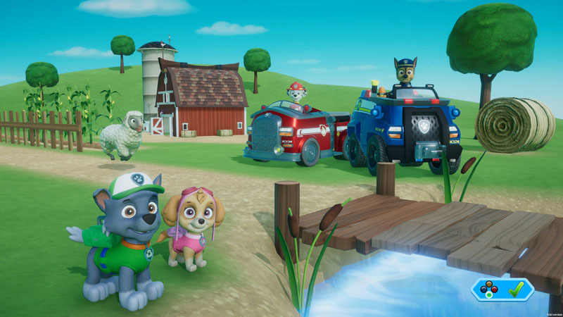 PAW Patrol: On a Roll! + Travel Case for Switch image