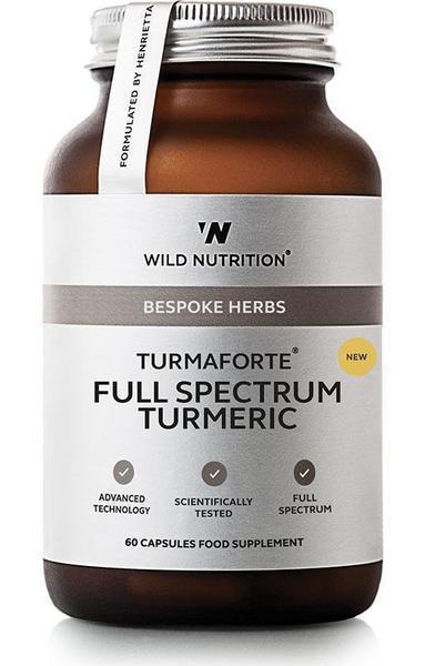 Wild Nutrition Food Grown Turmaforte Full Spectrum Turmeric (60 Cap)