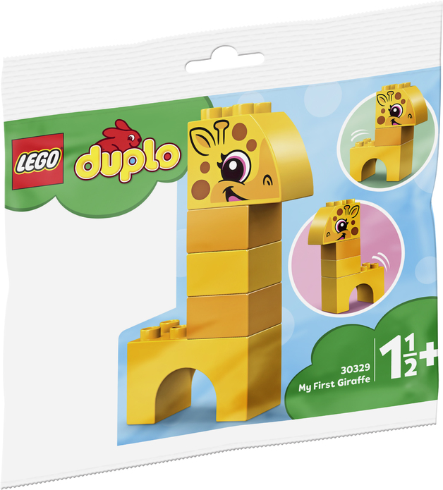 Lego: My First Giraffe