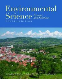 Environmental Science: Systems and Solutions by Michael L McKinney image