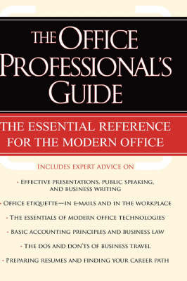 The Office Professional's Guide image