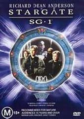 Stargate SG1 Volume 9 - Learning Curve/Demons on DVD