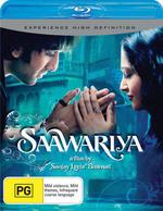 Saawariya on Blu-ray