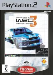 WRC 3 for PlayStation 2