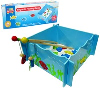 Fun Factory - Fishing Game w/4 Rods