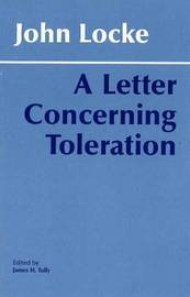 A Letter Concerning Toleration by John Locke image