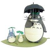 Miniatuart Ghibli Series: Totoro Papercraft Kit