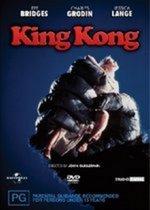 King Kong (1976) on DVD