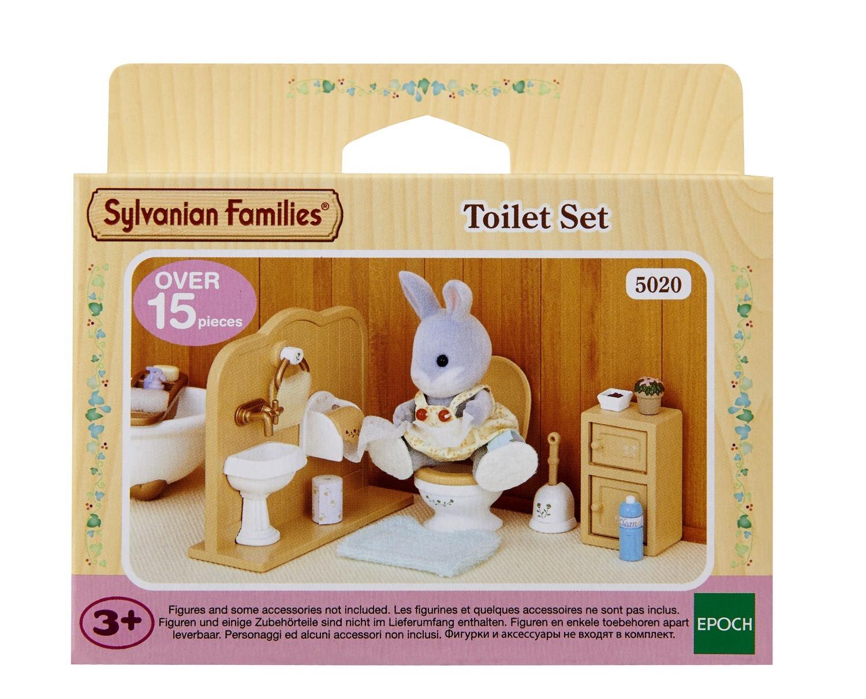 Sylvanian Families: Toilet Set image