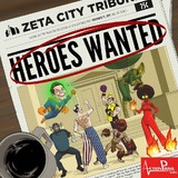 Heroes Wanted - Board Game