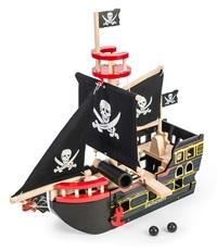 Le Toy Van: Barbarossa Pirate Ship