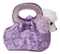 Aurora: Fancy Pal Pet Carrier – Lacey Lavender