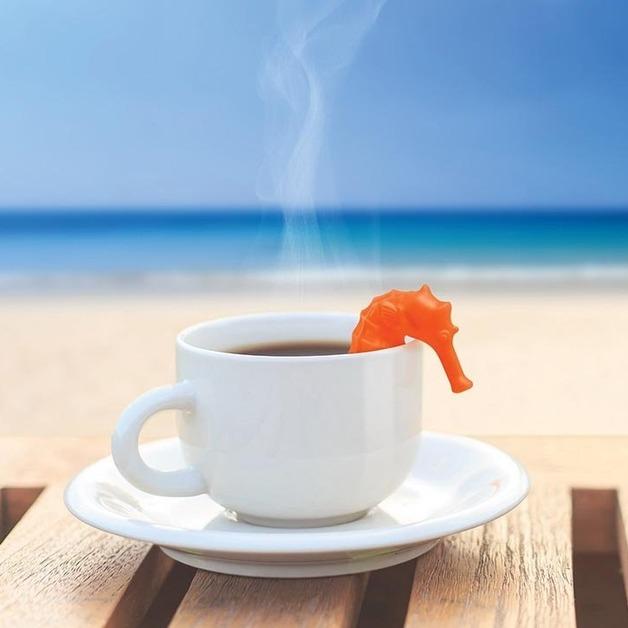 Under The Tea - Seahorse Tea Infuser