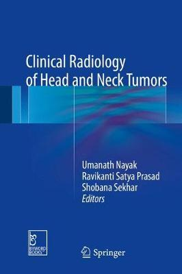Clinical Radiology of Head and Neck Tumors by Umanath Nayak image