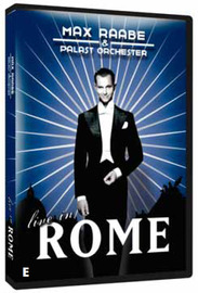 Max Raabe - Live in Rome on DVD