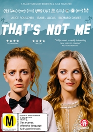 That's Not Me on DVD