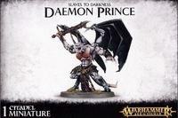 Warhammer Daemon Prince image