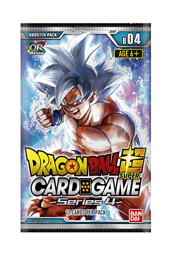 Dragon Ball Super TCG: Colossal Warfare Single Booster