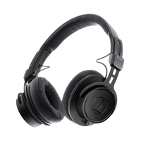 Audio-Technica: On Ear Pro Monitoring Headphones