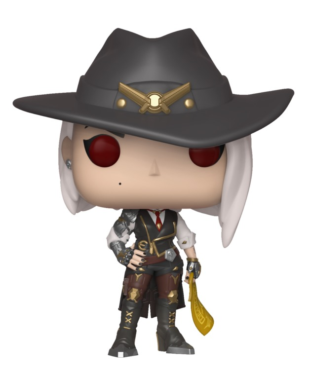 Overwatch – Ashe Pop! Vinyl Figure