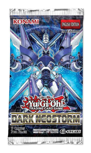 Yu-Gi-Oh! Dark Neostorm Single Booster image