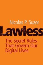 Lawless by Nicolas P. Suzor