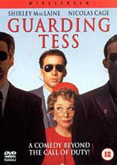 Guarding Tess on DVD