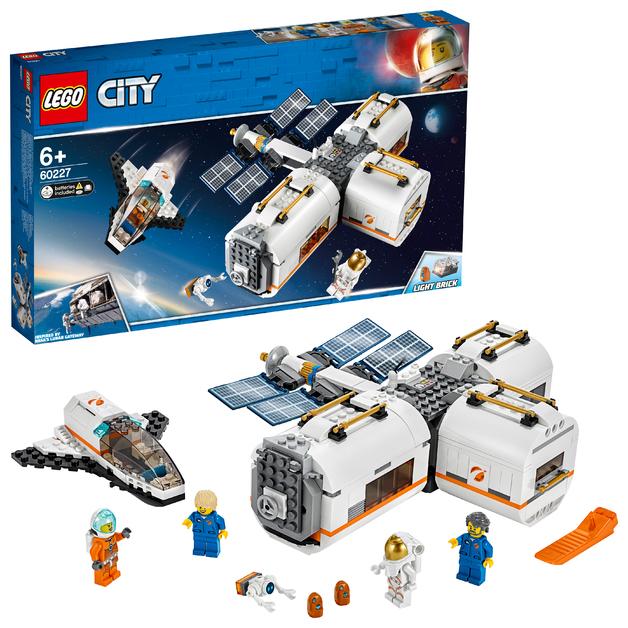 LEGO City: Lunar Space Station - (60227)