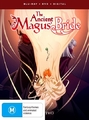 The Ancient Magus Bride - Part 2 DVD / Blu-ray Combo on DVD, Blu-ray, DC