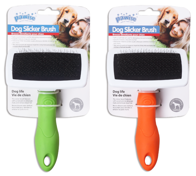 Pawise: Dog Slicker - Medium/17x11cm