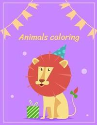 Animals Coloring by Harry Blackice
