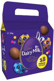 Cadbury Dairy Milk Carry Pack (18 Pack) image